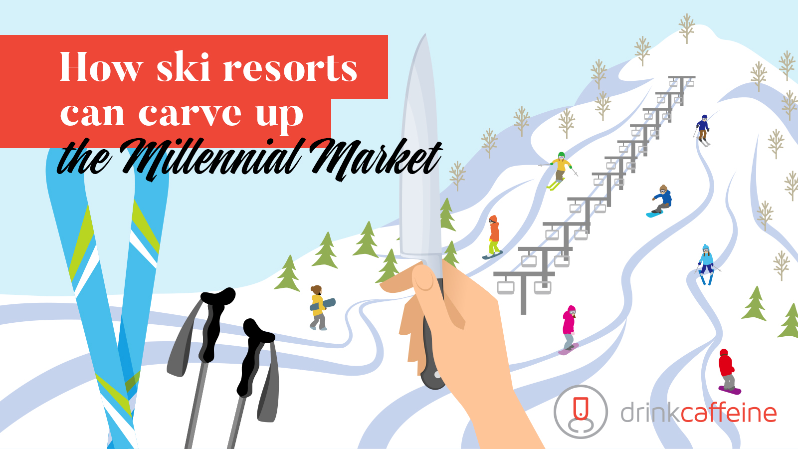 How Ski Resorts Can Carve Up The Millennial Market blog image