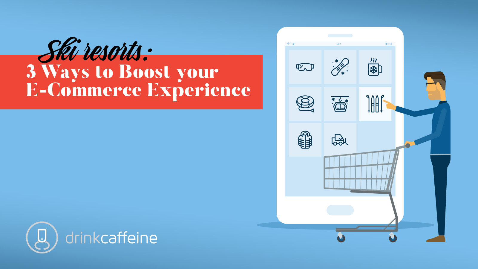 Grooming the ecommerce experience blog image