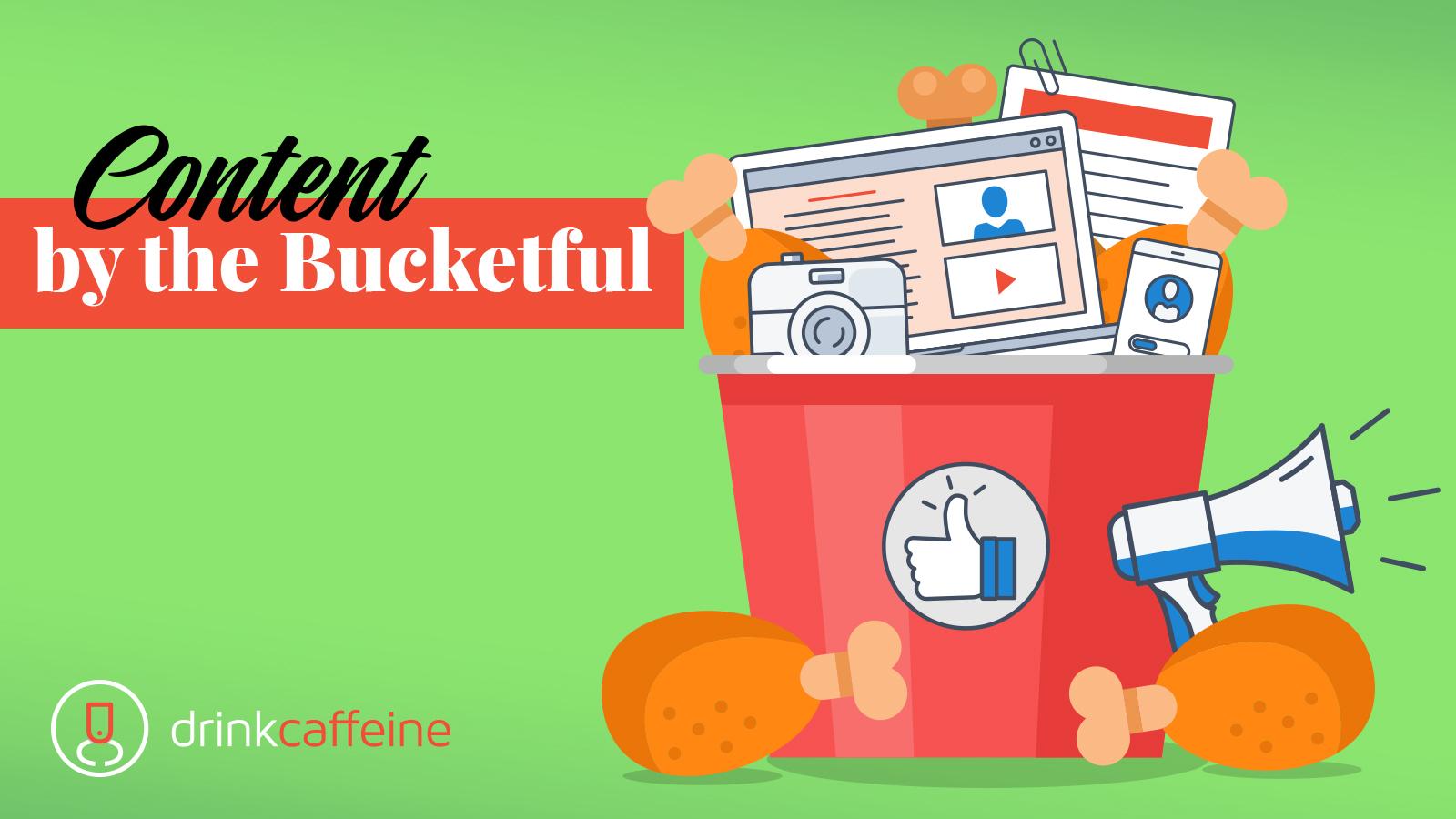 A simple content framework for inbound marketing blog image
